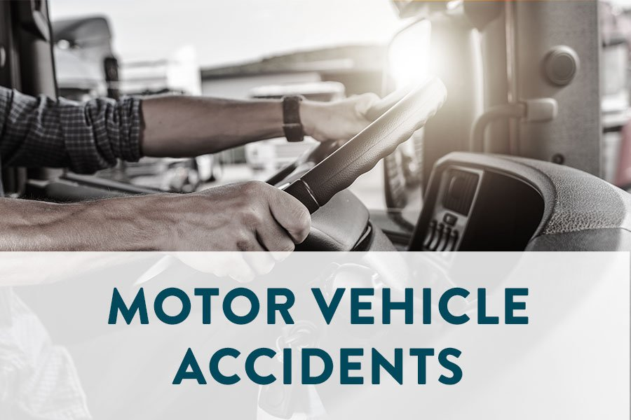 Motor Vehicle Accidents Case Results